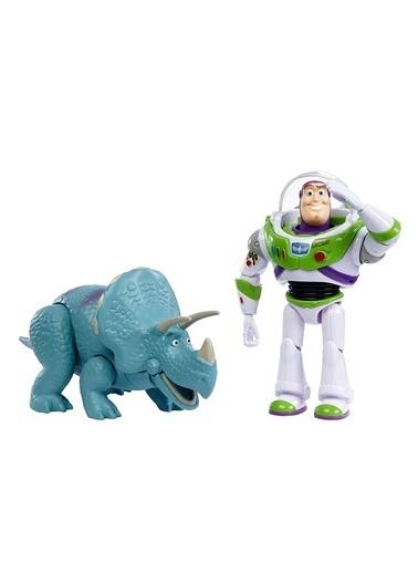 Toy Story Toy Story İkili Figür Seti GGB26-GJH80 Renkli